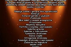 Zabawa-Andrzejkowa-2016-Weselny-Eden-menu
